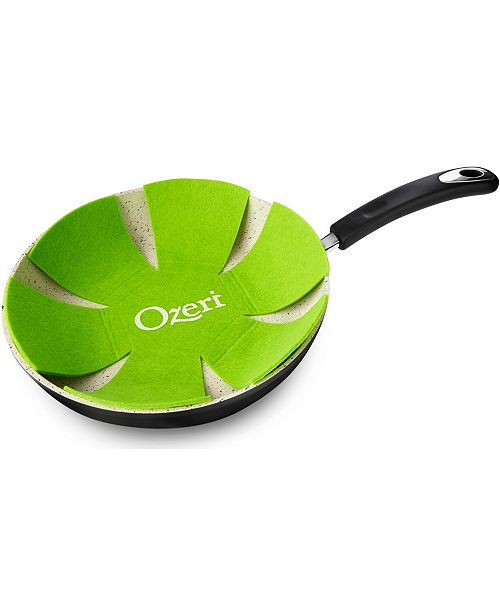 Ozeri 12 Quot Stone Earth Frying Pan With Apeo Free Non Stick