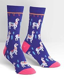 Sock It To Me Women's Como Te Llamas Socks