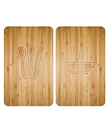 Universal Cover Plates Lunch, Set Of 2