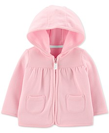 Baby Girls Fleece Hoodie