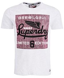 Men's Super Illusion Graphic T-Shirt