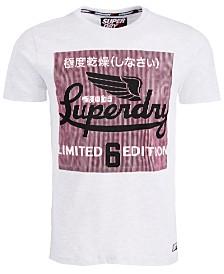 Superdry Men's Super Illusion Graphic T-Shirt
