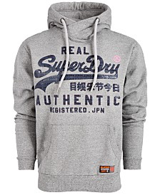 Superdry Men's Reactive Logo Hoodie