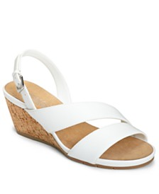 Aerosoles Iced Cake Wedge Sandals