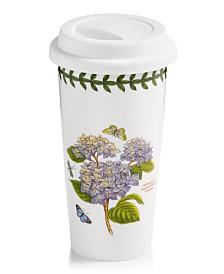 Portmeirion Botanic Garden Hydrangea Travel Mug