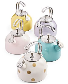 kate spade new york Tea Kettle Collection