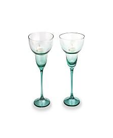 Te Quiero, Tequila Margarita Glass Set of two