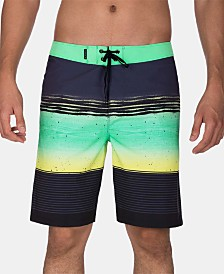 "Hurley Men's Phantom Printed 20"" Board Shorts"