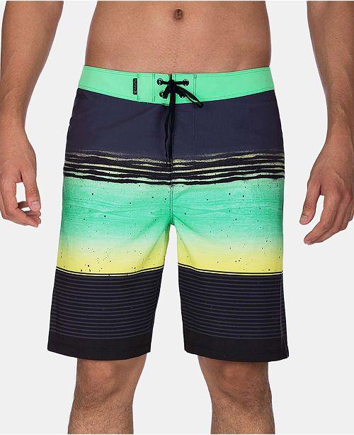 "Hurley Men's Phantom Printed 20"" Board Shorts"