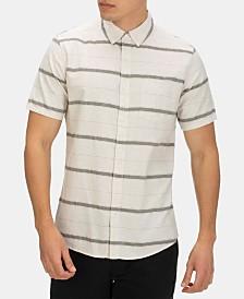 Hurley Men's Thompson Stripe Shirt