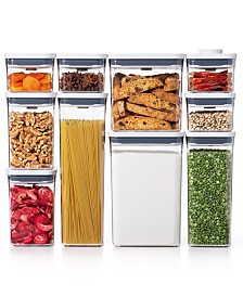 Pop 10-Pc. Food Storage Container Set