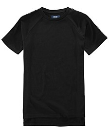 Big Boys Hook Taped Raglan T-Shirt