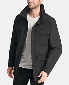 Men's 4-Pocket Utility Jacket