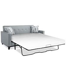 "4.5"" Gel Memory Foam Sleep Sofa Replacement Mattress- Full"