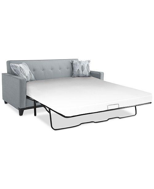 Strange 4 5 Gel Memory Foam Sleep Sofa Replacement Mattress Mattress Only Full Bralicious Painted Fabric Chair Ideas Braliciousco