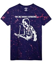 FEA Men's Jimi Hendrix Graphic T-Shirt