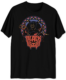 Black Panther Men's Graphic T-Shirt