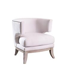 Julia Accent Chair, Quick Ship