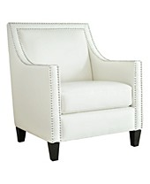 White Bedroom Chairs - Macy\'s