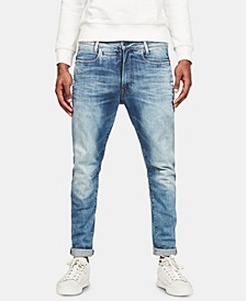 Men's D-Staq 3D Slim-Fit Jeans, Created for Macy's