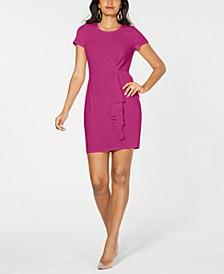 Asymetrical Ruffle Dress, Created for Macy's