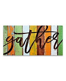 Gather Printed Canvas