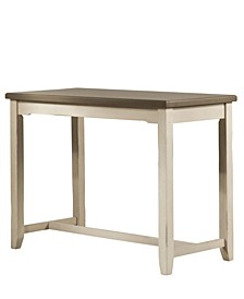 Clarion Counter Height Side Table