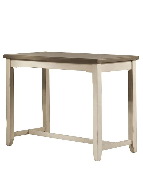 Hillsdale Clarion Counter Height Side Table