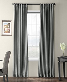 "Blackout Taffeta 50"" x 84"" Curtain Panel"