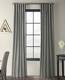 "Solid Country Cotton 50"" x 108"" Curtain Panel"