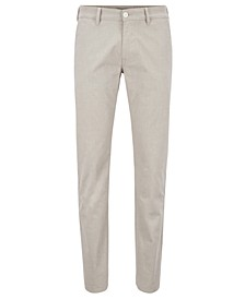 BOSS Men's Schino-Slim Slim-Fit Trousers