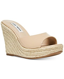 Steve Madden Micah Wedge Sandals