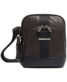 Tumi Men's Alpha Bravo Barksdale Crossbody Bag