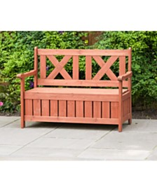 Leisure Season Bench with Storage