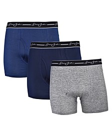 Men's 3 Pack Performance Boxer Brief