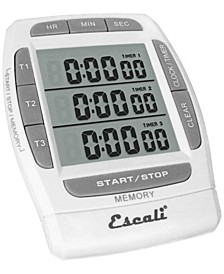 Corp Triple Event Digital Timer