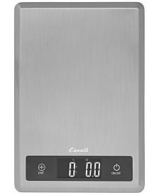 Escali Corp Tabla Ultra Thin Scale, 11lb