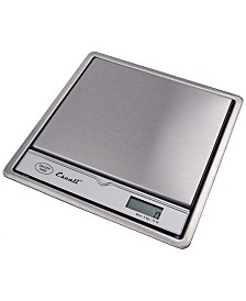 Escali Corp Pronto Surface Mountable Scale, 11lb