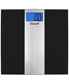Corp Ultra Slim Bathroom Scale, 400lb