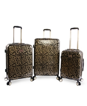 Bebe Annabelle 3-Piece Spinner Luggage Set
