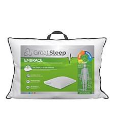 """Suprelle Flex Fiber 2"""" Gusset Standard/Queen Pillow"""