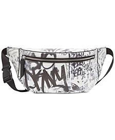 Tilly Graffiti Logo Belt Bag, Created for Macy's