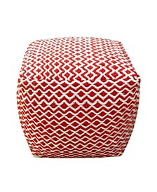 Camilla Outdoor Pouf