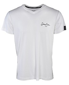 Sean John Men's Super Soft Jerey Lounge Tee