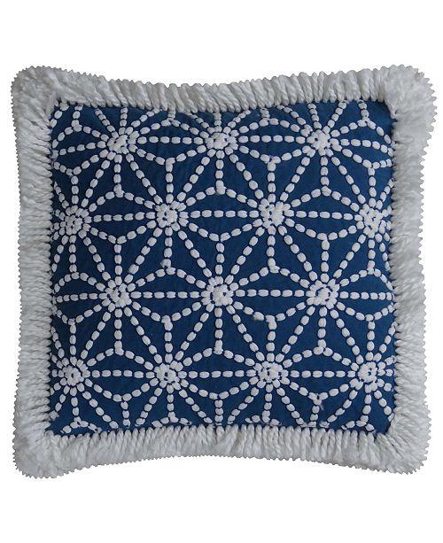 """Chicos Home Catena Throw Pillow Cover 20"""" x 20"""""""