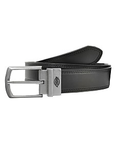 Dickies Leather Reversible Dress Men's Belt