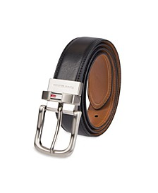 Reversible Leather Men's Belt