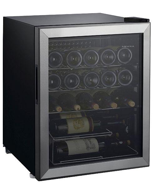 Amana 25 Bottle Wine Cooler