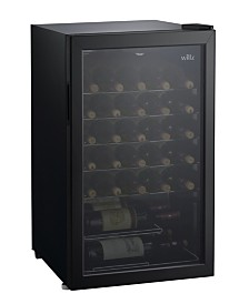 Willz 35 Bottle Wine Cooler
