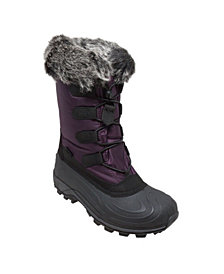 Winter Tecs Women's Nylon Winter Boots